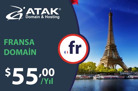 .fr Uzantılı Domain Hangi Ülkenin