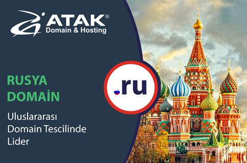.ru Uzantılı Domain Hangi Ülkenin