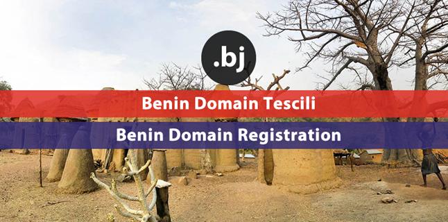 .bj Benin domain registration