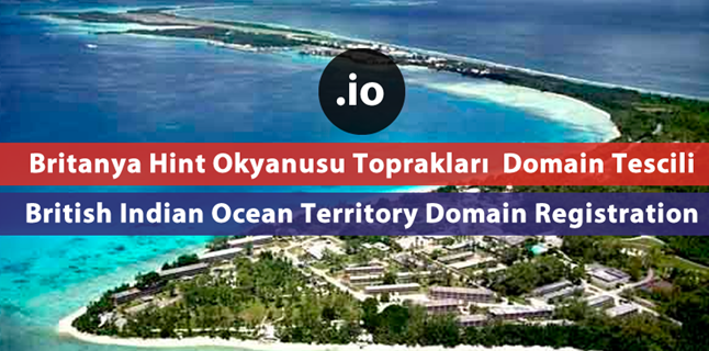 .io  British Indian Ocean Territory domain registration
