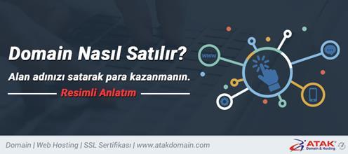 Domain Nasıl Satılır? 2. El Domain Platformunda Domain Satış - Resimli Anlatım