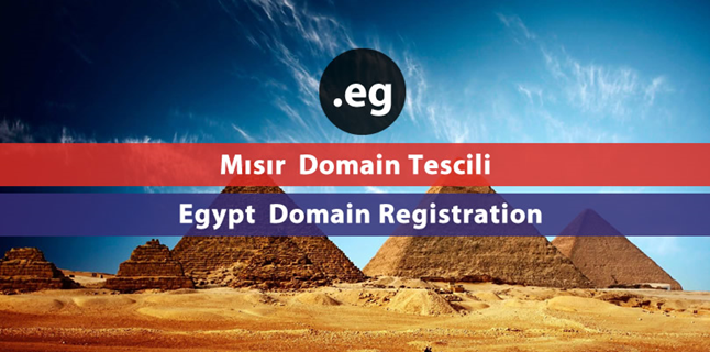 .eg Egypt domain registration