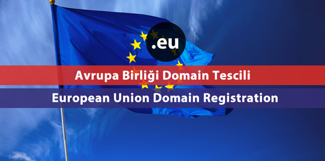 .eu European Union domain registration