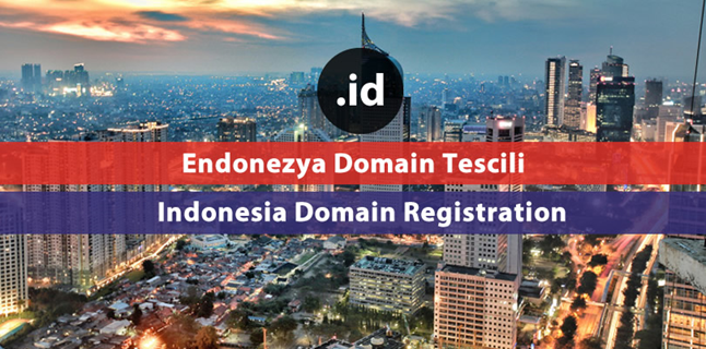 .id Indonesia domain registration