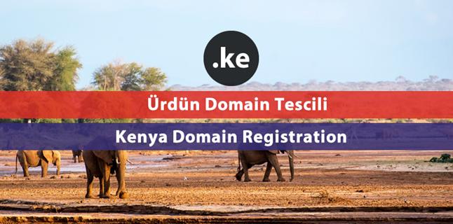 .ke    Kenya domain registration