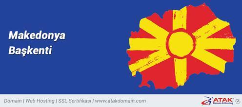 Makedonya Başkenti