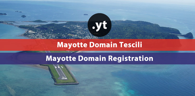 .yt  Mayotte domain registration