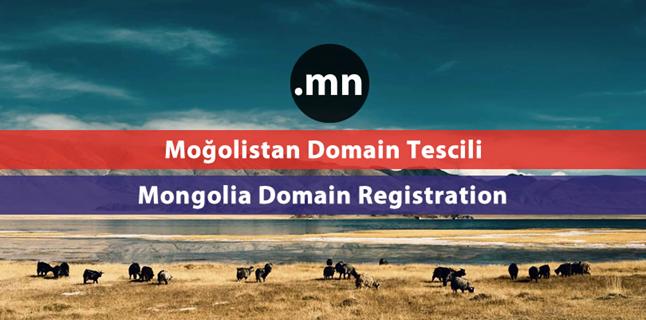 .mn Mongolia domain registration
