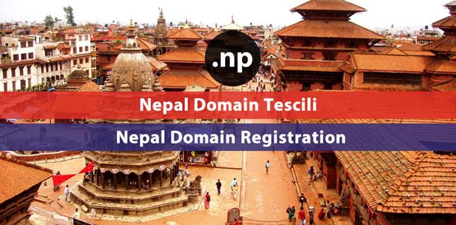.np Nepal domain registration