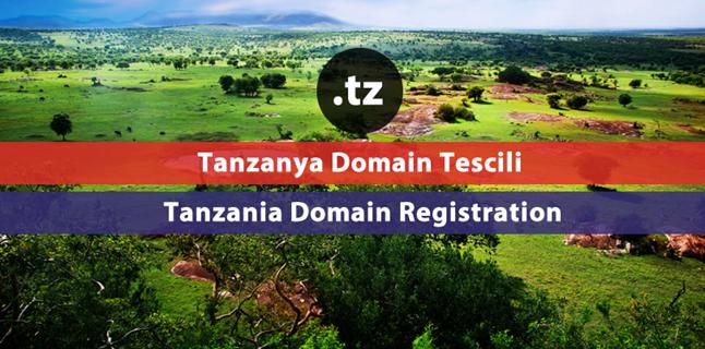 .tz  Tanzania domain registration