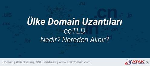 Ülke Domain Uzantıları