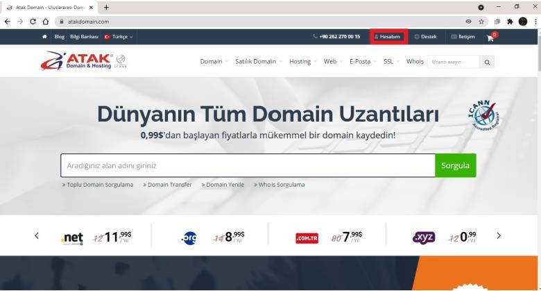Whois güncelleme nedir? Nasıl yapılır? | Atak Domain Hosting