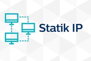 Statik IP - Atak Domain Hosting