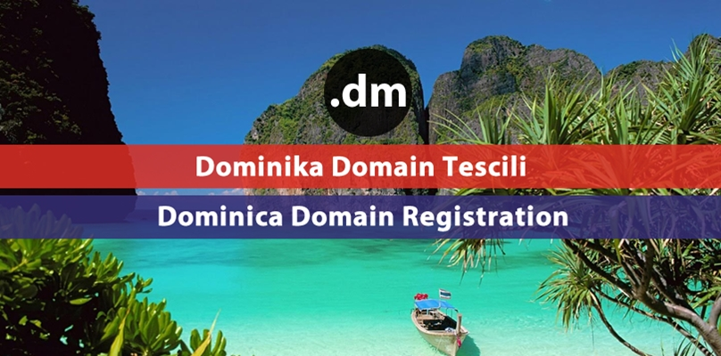 .dm Dominica domain registration