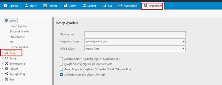 Mail LB Üzerinde Mail Şifremi Nasıl Değiştiririm? - Atak Domain Hosting