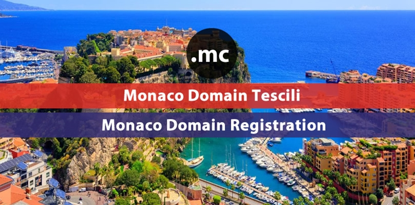 .mc Monaco domain registration