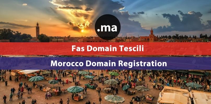 .ma   Morocco domain registration