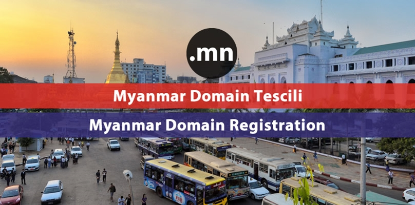 .mn Myanmar domain registration
