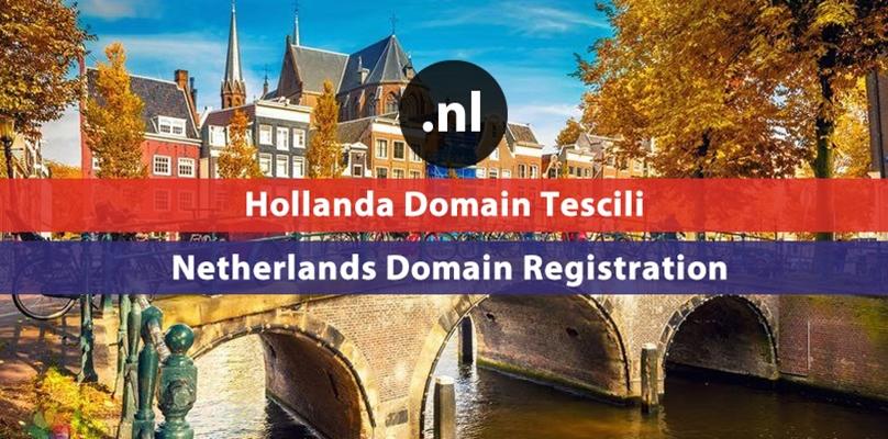 .nl Netherlands domain registration