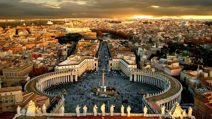 How to buy a Vatican City  .va domain name ?