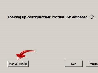 Mozilla Thunderbird Mail Kurulumu