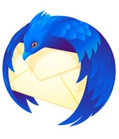 Thunderbird Mail Настройка