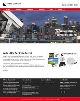 Atak Domain Web Tasarım Kurumsal Site